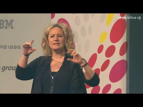re:publica 2018 – danah boyd: Opening Keynote: How an Algorithmic World Can Be Undermined