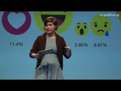 re:publica 2018 – Ingrid Brodnig: Warum sind die Rechten so hip im Netz?